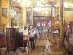Obras de arte: Europa : España : Catalunya_Barcelona : Manresa : Cafeteria de Pamplona