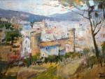 Obras de arte: Europa : España : Catalunya_Barcelona : Manresa : TOSSA DE MAR