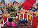 Obras de arte: America : Colombia : Santander_colombia : floridablanca : Solo ante el peligro