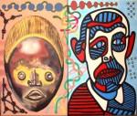 Obras de arte: Europa : España : Valencia : valencia_ciudad : mascara 2