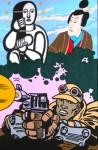 Obras de arte: Europa : España : Valencia : valencia_ciudad : comic japo