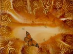 Obras de arte: America : México : Michoacan_de_Ocampo : Morelia : monarca