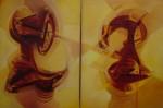 Obras de arte: America : Argentina : Buenos_Aires : Cuidad_Aut._de_Buenos_Aires : Ecos  II