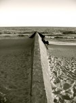 Obras de arte: America : Uruguay : Montevideo : Montevideo_ciudad : Pensando