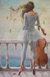 Obras de arte: Europa : España : Valencia : valencia_ciudad : Concierto para violonchelo... y  nada mas