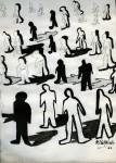 Obras de arte: Europa : España : Valencia : moncada : sombras