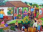 Obras de arte: America : Colombia : Santander_colombia : floridablanca : Olor a Colombia