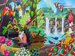 Obras de arte: America : Colombia : Santander_colombia : floridablanca : sinfonia  selvatica