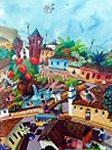 Obras de arte: America : Colombia : Santander_colombia : floridablanca : sueño de bolivar