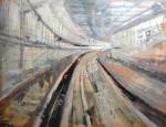 Obras de arte: Europa : España : Catalunya_Barcelona : Manresa : TUNEL
