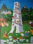 Obras de arte: Europa : España : Madrid : alcala_de_henares : La Torre