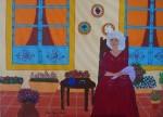 Obras de arte: Europa : España : Madrid : alcala_de_henares : El té de la Duquesa