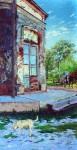 Obras de arte: America : Argentina : Rio__Negro : Cipolletti : Vieja Casona de Puerto Ruiz