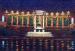 Obras de arte: America : Argentina : Rio__Negro : Cipolletti : Reflejos de una Noche Lluviosa