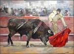 Obras de arte: Europa : España : Catalunya_Barcelona : Manresa : Plastica del Toreo