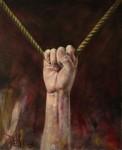 Obras de arte: Europa : Espa�a : Catalunya_Barcelona : BCN : Forzando la cuerda o un espacio para la resistencia