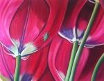 Obras de arte: America : Venezuela : Zulia : Maracaibo : Tulipanes