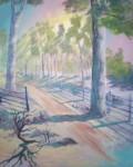 Obras de arte: America : Estados_Unidos : Florida : orlando : Campo