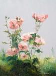 Obras de arte: Europa : España : Extrmadura_Cáceres : madroñera : rosas