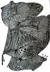 Obras de arte: America : Panamá : Panama-region : BellaVista : sin cultura no hay identidad