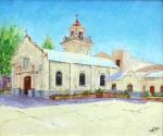 Obras de arte: America : Argentina : Rio__Negro : Cipolletti : Capilla Histórica
