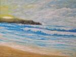 Obras de arte: Europa : España : Galicia_Pontevedra : Redondela : O Rostro