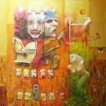 Obras de arte: America : Perú : Lima : SanLuis : Icastica Realidad