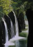 Obras de arte: Europa : España : Castilla_la_Mancha_Ciudad_Real : Ciudad_Real : Cascada