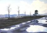 Obras de arte: Europa : España : Castilla_la_Mancha_Ciudad_Real : Ciudad_Real : Una tarde de invierno