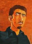 Obras de arte: America : Argentina : Chaco : resistencia : Autoretrato