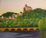 Obras de arte: Europa : España : Catalunya_Barcelona : Santpedor : Chateau de Beynac