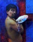 Obras de arte: America : Perú : Lima : SanLuis : Autorretrato
