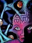 Obras de arte: America : Perú : Lima : la_molina : alien en mi mente