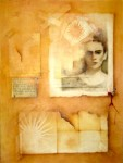 Obras de arte: Europa : España : Aragón_Huesca : Jaca : En esta fregada vida