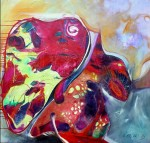 Obras de arte: America : México : Veracruz-Llave : Xalapa : bichitos que duelen