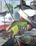 Obras de arte: America : Estados_Unidos : Florida : orlando : Cementerio de Barcos