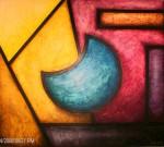 Obras de arte: America : Venezuela : Miranda : Caracas_ciudad : luz y noche