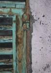 Obras de arte: Europa : España : Canarias_Santa_Cruz_de_Tenerife : Santa_Cruz_Tenerife_ciudad : BISAGRA OXIDADA