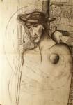 Obras de arte: America : Argentina : Buenos_Aires : Cuidad_Aut._de_Buenos_Aires : Hombre interior
