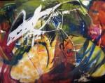 Obras de arte: America : México : Veracruz-Llave : Xalapa : pececillo escupidor