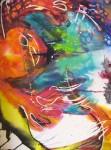 Obras de arte: America : México : Veracruz-Llave : Xalapa : propiedades camaleonicas I