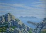 Obras de arte: Europa : España : Galicia_La_Coruña : Santiago_de_Compostela : Tras o Grove