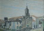 Obras de arte: Europa : España : Galicia_La_Coruña : Santiago_de_Compostela : O Carmen de Abaixo