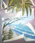 Obras de arte: America : Estados_Unidos : Florida : orlando : Rasgado