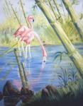 Obras de arte: America : Estados_Unidos : Florida : orlando : Bambu