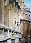 Obras de arte: Europa : España : Extremadura_Badajoz : Oliva_de_la_Frontera : Catedral de Sevilla