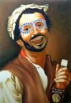 Obras de arte: America : Cuba : La_Habana : Vedado : El borracho