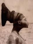 Obras de arte: Europa : España : Catalunya_Barcelona : Barcelona : mujer africana