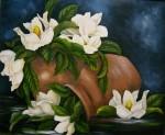 Obras de arte: America : Argentina : Misiones : Posadas : Magnolias