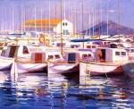 Obras de arte: Europa : España : Islas_Baleares : palma_de_mallorca : Puerto de Pollensa (Mallorca)